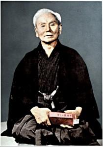 Karate-Shotokan-Ma--_----tre-Funakoshi-Photo