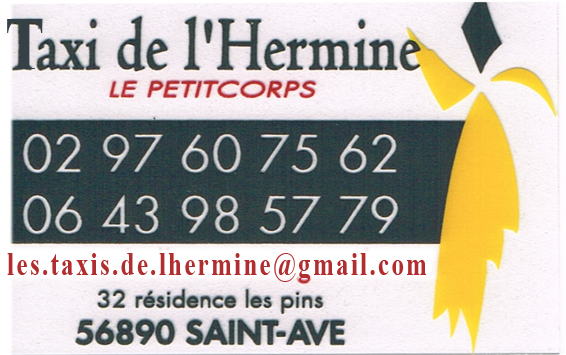 Taxi l'hermine
