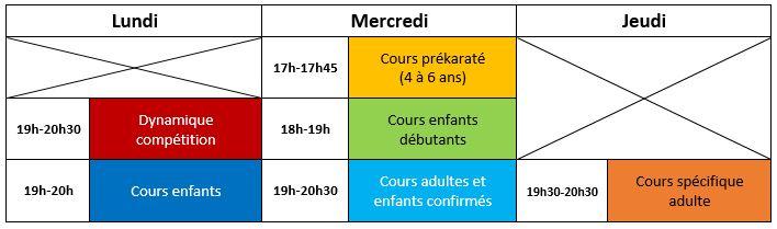 horairescours16